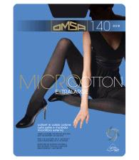 Omsa Micro && cotton 140 XL