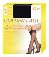 Golden Lady Gambaletto 20 (2 пары)