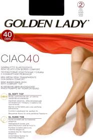 Golden Lady Ciao 40 Gambaletto (2 пары)