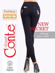 Conte Patch Fun Leggings