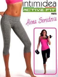 Intimidea Active-Fit Panta 3/4 donna
